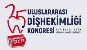 25. Uluslararası Dişhekimliği Kongresi'ne Katılıyoruz